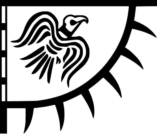Знамя ворона, современная интерпретация